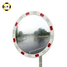 KeyLight Series Round Reflective Convex Mirror For Traffic Alert