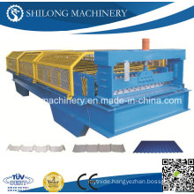 Top Quality Corrugated Tile Profile Roll Forming Machine