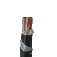 0.6/1KV 4x25mm2 4 Cores Copper Conductor XLPE Insulated STA/SWA Armoured PVC sheath Power Cable