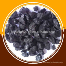 Price low High Carbon carbon additive / calcined anthracite filter media 1-3mm
