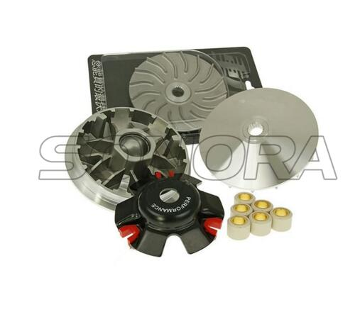GY6 125 Performance Variator