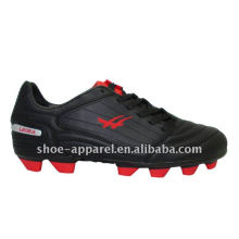 últimas mens sapatos de futebol oficial com picos para homem