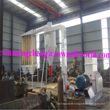 Wood Sawdust Line Powder Grinding Machine Hammer Mill