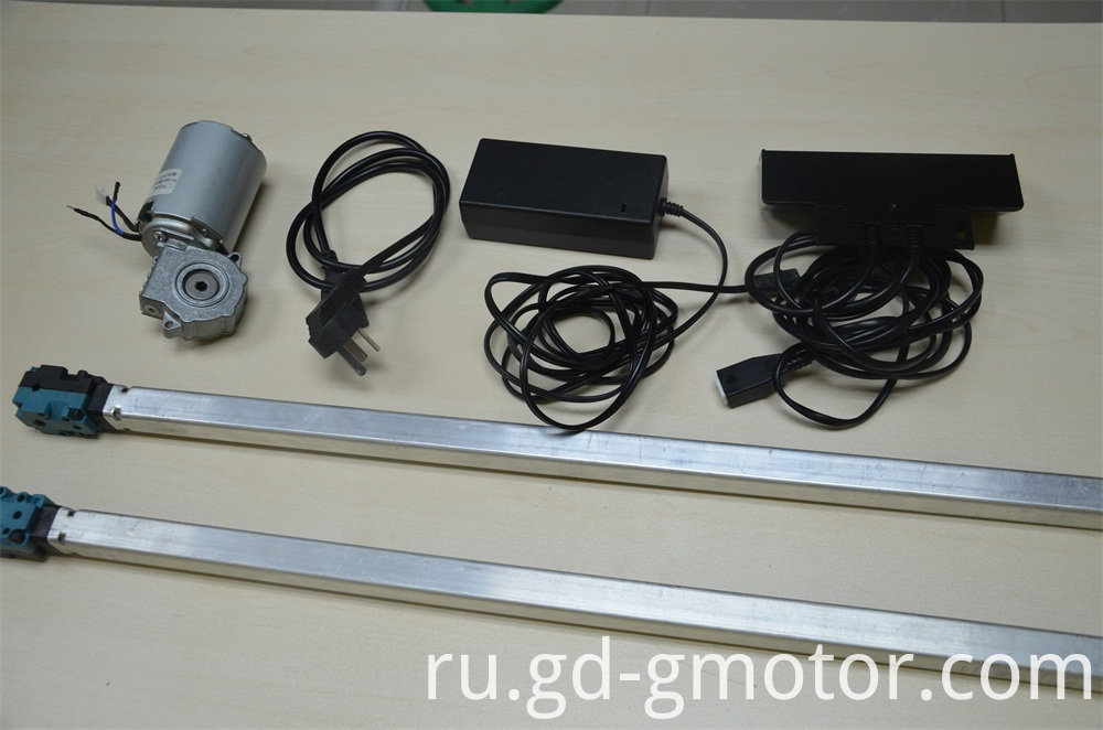 Ergonomic Gear Linear Actuator