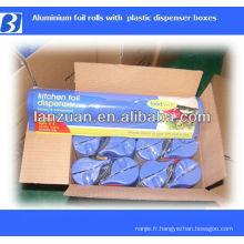 distributeur de rouleau de papier d'aluminium cuisine