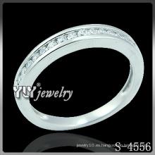 Anillo de joyería de plata de ley 925 para mujer (S-4556. JPG)
