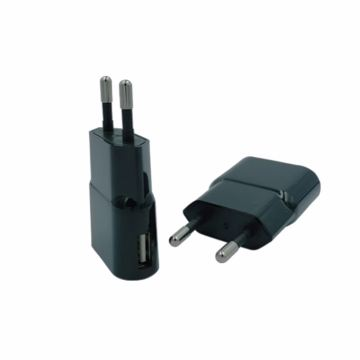Enchufe de la UE 5v 1a Cargador USB de pared
