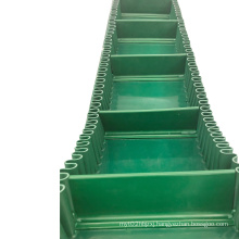 6.0mm Black PVC Conveyor Belt for Airport