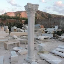 column marble marble pillar house pillars