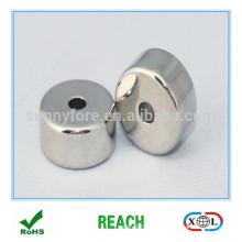 Runde Neodym-Magneten 20mm mit Loch