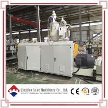 PE/PVC Double Wall Corrugated Pipe Extruder