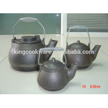 mini bouilloire en fonte vente chaude