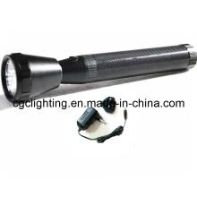 Linterna recargable de aluminio 3W CREE LED del aluminio