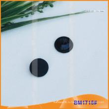 Кнопка круглой ткани с крышкой BM1715