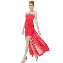 Платье с длинными юбками