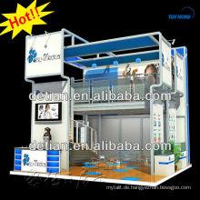 Hochwertiger Ausstellungsstand 3x3 zum Verkauf und zur Vermietung