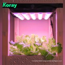 LED plant light cultivation system Indoor soil cultivation vertical planting box