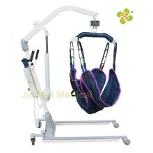 Elevador de pacientes eléctrico para uso en hospitales