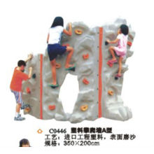2014 nuevo tipo niños al aire libre de escalada equipos de fitness