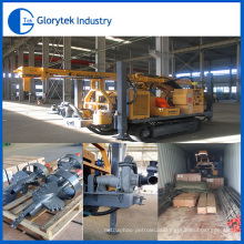 Crawler Type Hydraulic Water Well Drilling Rig