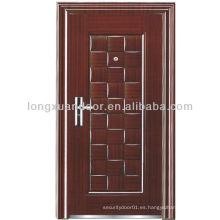 Puertas residenciales con clasificación contra incendios