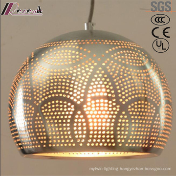 Fashion and Metal Hollow Pendant Light with Dining Room