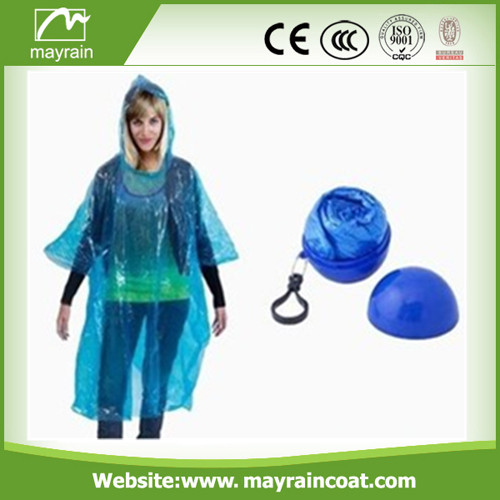 Discount PE Poncho in Ball