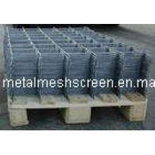 Mild Plain Steel Welded Mesh Panel