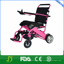 Steuerbarer elektrischer Rollstuhl für Behinderte