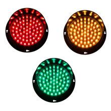 Remplacement du feu de signalisation jaune de 100 mm de la flèche LED
