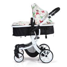 Alta qualidade adequado para recém-nascidos Jogging Mall OEM carrinho de bebê