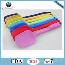 Popular Silicona Cuchillo Spatular Spatular de la torta del raspador del silicón Ss16
