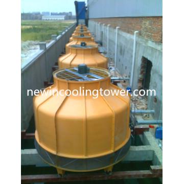 8t Torre de refrigeração industrial de fibra de vidro