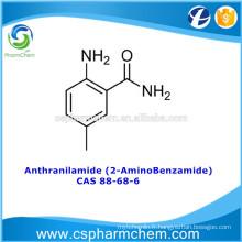 Anthranilamide, CAS 88-68-6, 2-AminoBenzamide Pour l'intermédiaire de synthèse organique
