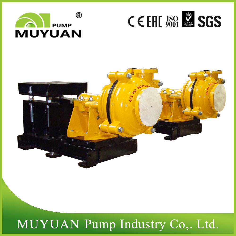 Hydrocyclone Feed Slurry Pump
