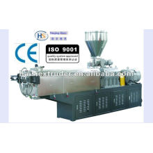 HS High-quality SHJ-40 twin screw color masterbatch making machine