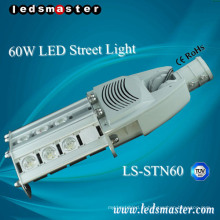 Luz de rua do diodo emissor de luz 120W com iluminação da estrada do motorista de Meanwell