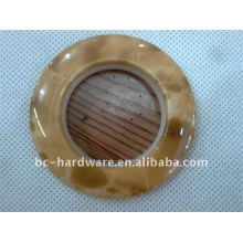 marble curtain rings