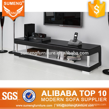 italy country style mobile wood tv stand