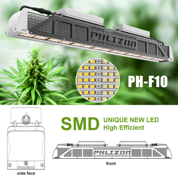 450 Watts LED Grow Light cho nhà kính