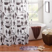 Love Shower Curtain PVC\PEVA\EVA