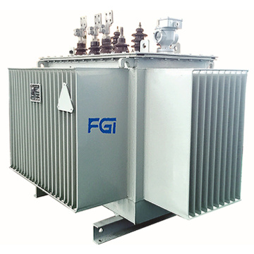 3 Phase MV Liquid Diisi Transformer