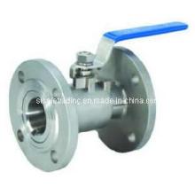 1 Válvula de esfera PC