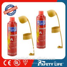 500мл пена пожаротушения огнетушитель / одноразовый огнетушитель