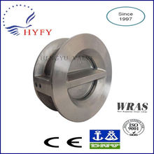 Customized 3 inch wafer check valve