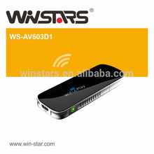 laptop WiFi to Display Receiver,long range wifi receiver,HDMI wifi receiver for TV,Supports DLNA and AirPlay