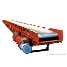 Td II Series Belt Conveyor for Powder or Granular Material