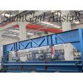 отличные качества листовой стали гибочной машины сделаны в Шанхае allstar