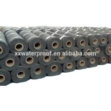 Membrane imperméable à l'eau bitumineuse avec flocons