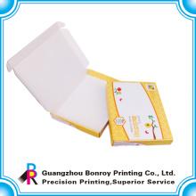 Заводская цена бесплатная доставка дизайн пользовательского конверты Box сделано в Китае